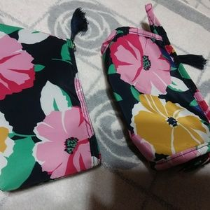 Women's cosmetic bags  new never been used